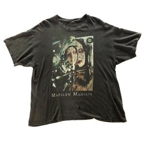 Other - Rare 1997 Marilyn Manson The Beautiful People Tee